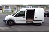 2006/06 FORD TRANSIT CONNECT LWB HIGH TOP, 1 YEARS MOT, SUPER CLEAN VAN THROUGHOUT