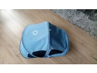 Breezy Sun Canopy (ice blue) for Bugaboo Buffalo/Donkey
