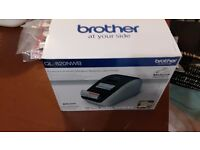 Brother Ql-820NWB Label Printer Brand New In Box