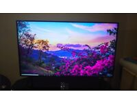 Samsung QE43Q60TAUXXU Crystal 4K Quantum HDR Smart QLED TV
