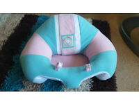 Hugaboo Cotton Candy baby seat