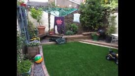 Fake Grass cut-off 4x1m