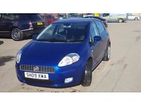 Fiat Grande Punto MOT August 2017 ! PRICE DROP !!!