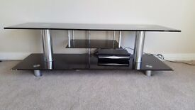 59 inch glass TV Stand