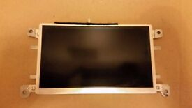 GENUINE AUDI A4 CONCERT SYMPHONY RADIO 6.5 ,,DISPLAY SCREEN-8T0057603A,,