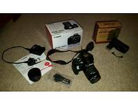 Canon EOS 1100D DSLR Camera for Sale