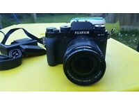 Fujifilm - XT1 with 18-55mm f2.8-4 lens - great condition X-T1