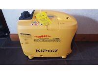 Inverter Generator Pure Sinewave 1000w Ideal for camping caravan or campervan motorhome
