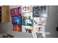 JOB LOT OF BOOKS PRICE FOR QUICK SALE