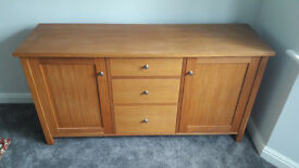 Next Oak Sideboard / Cabinet