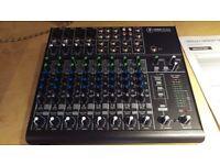 Mackie 1202 VLZ4 12 Channel Mixer