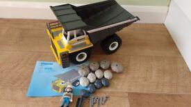 Playmobil 4037 Quarry Tipper Truck