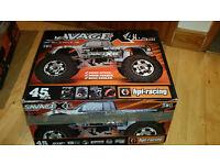 Hpi Savage x 4.6 nitro RC CAR