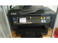 Epson Workforce 2660