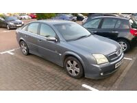 Vauxhall Vectra with good parts spares or repairs