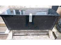 Strong box tool box, security box