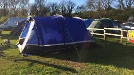 Hi gear 5 man tent with footprint and carpet