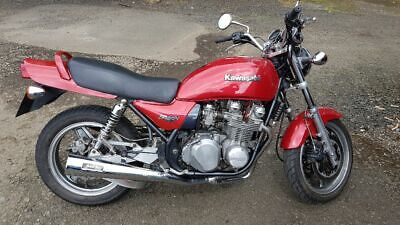 Kawasaki Zephyr 750 92 Lots of Custom extras! Running and Riding.
