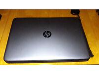 "HP Notebook (15-af165sa) - Purple - 15.6"" Diplay, AMD Quad-Core A8-7410, 8GB RAM 1TB SATA Windows 10"