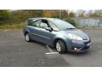 2010 CITROEN GRAND PICASSO VTR+ 1.6 HDI 7 SEATER FULL YEAR M,O,T FULL SERVICE HISTORY