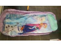 Disney frozen ready bed