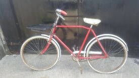 Old Post Office Bike - Original Condition from New