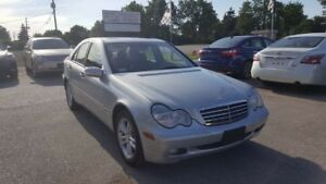 2003 Mercedes-Benz C240 2.6L 4MATIC AS IS SPECIAL