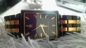 Mans seconda watch