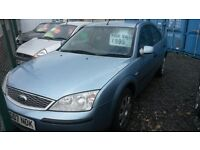 THIS MONDEO 07 REG COMES WITH MOT TILL MAY 17..CHECKOUT MY OTHER CARS AVAILABLE ..