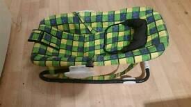 cosatto rockabye baby chair