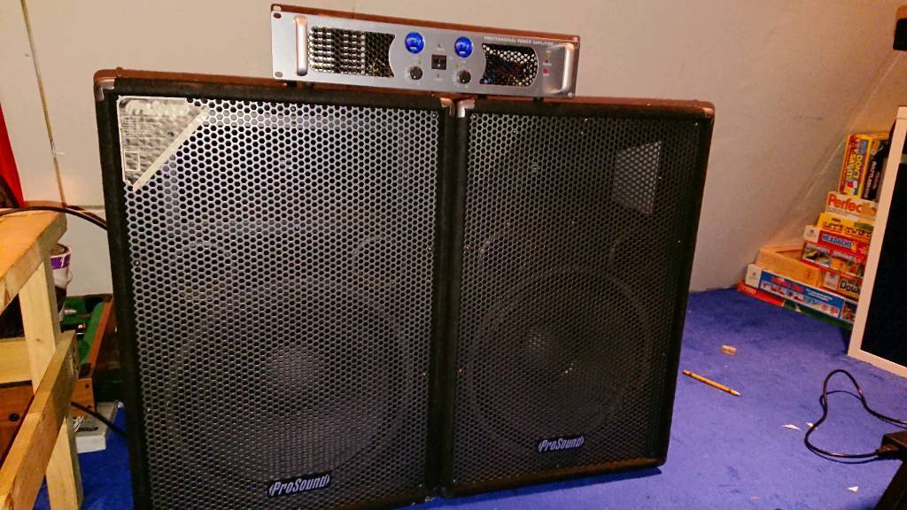pro sound pa system for sale cheap dj disco church hall speakers for sale in larkhall south. Black Bedroom Furniture Sets. Home Design Ideas