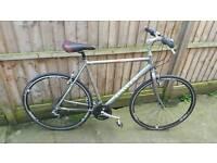 2012 Dawes Karakum lightweight hybrid bike full working order excellent condition