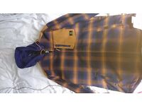 Dc mens snowboard jacket small