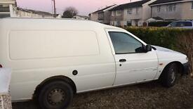 Ford escort van like astra van