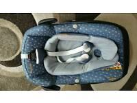 Maxi cosi pebble plus car seat RRP£199
