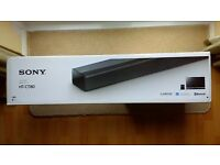 Sony HT-CT80 2.1ch Sound Bar with Wired Subwoofer, Bluetooth & NFC, New in Sealed Box