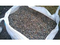 Decorative Grey Mixed 20mm Garden Chips