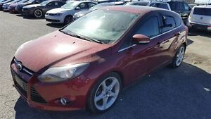 2013 Ford Focus TITANIUM HATCH AC MAGS TOIT