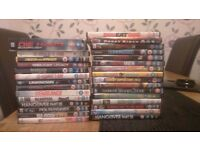 Job lot of 30 dvds