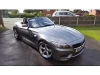 Immaculate BMW Z4 - 28i M Sport - 32000miles - FBMWSH - Space Grey - 1 Prev Owner
