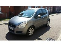 FULLY AUTOMATIC SUZUKI SPLASH GLS+ (1.2PETROL-59PLATE), FULL YEAR MOT, VERY LOW MILEAGE