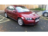 VOLVO S40 2.0D 6 SPEED 2005 LEATHER