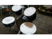 Drum Kit- Tiger- Ideal for beginners