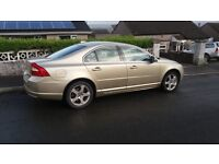 VOLVO S80 SE LUX D5 GEARTRONIC AUTOMATIC DIESEL
