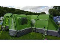 Kalahari 8 Elite tent excellent condition
