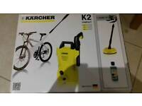 Karcher k2 compact powerwasher with home kit