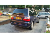 2004 ford galaxy low mileage ford company + one private owner seven seater