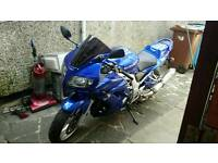 Suzuki SV1000 SK3 Motorcycle Motorbike with only 1647 miles! Basically new!