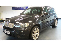 2008 08 BMW X5 3.0 SD M SPORT 5D AUTO 282 BHP DIESEL *FSH*2 YEARS WARRANTY*FINANCE AVAILABLE