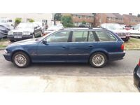 BMW ESTATE 523i LONG MOT